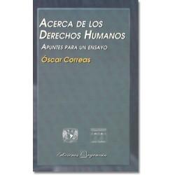 Acerca de los derechos humanos. Apuntes para un ensayo