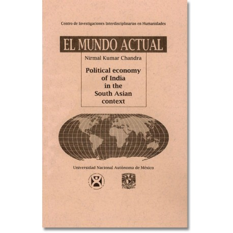 Political economy of India in the South Asian context