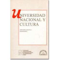 Universidad Nacional y cultura