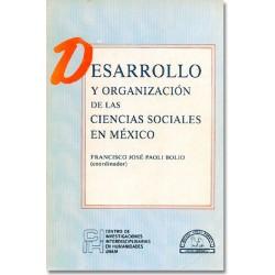 Desarrollo y organización de las ciencias sociales en México