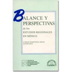 Balance y perspectivas de los estudios regionales en México