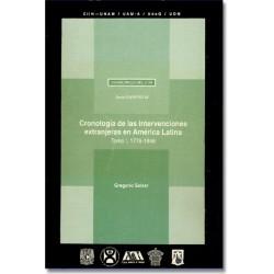 12/ Cronología de las intervenciones extranjeras en América Latina. Tomo I, 1776-1848