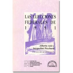 Las elecciones federales de 1991