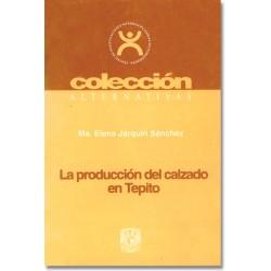 La producción del calzado en Tepito