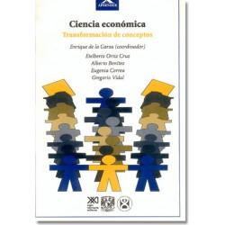 Ciencia económica. Transformación de conceptos