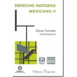 Derecho Indígena Mexicano II
