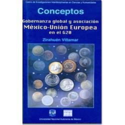 Gobernanza global y asociación México. Unión Europea en el G20