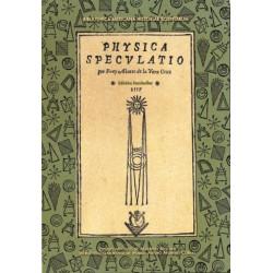 Physica Speculation por Fray Alonso de la Vera Cruz