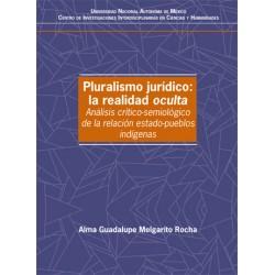 Pluralismo jurídico: la realidad oculta. Análisis crítico-semiológico de la relación estado-pueblos indígenas