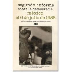 Segundo informe sobre la democracia: México, el 6 de julio de 1988